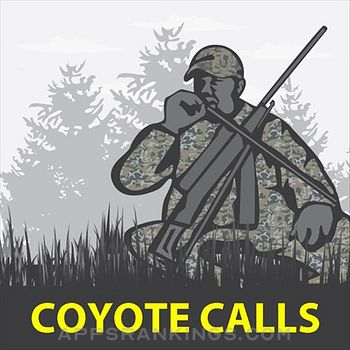 Coyote Calls & Sounds for Predator Hunting app reviews and download