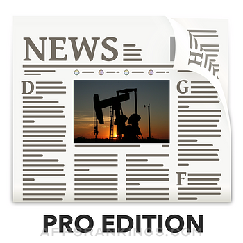 Oil News & Natural Gas Updates Today Pro app reviews and download