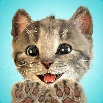 Little Kitten -My Favorite Cat app reviews and download