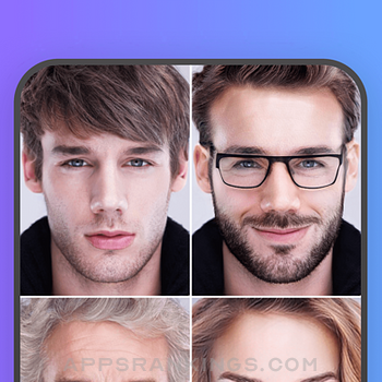 FaceApp - AI Face Editor iphone images