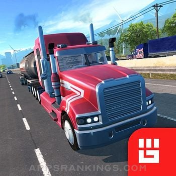 Truck Simulator PRO 2 app reviews and download