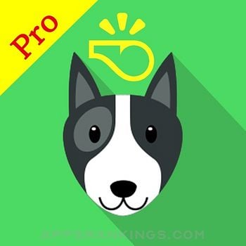 Dog Whistle Pro clicker training and stop barking app reviews and download