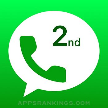 Second Phone Number -Texts App app reviews and download