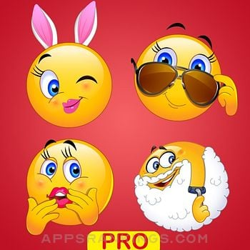 Adult Emoji Pro & Animated Emoticons for Texting app reviews and download