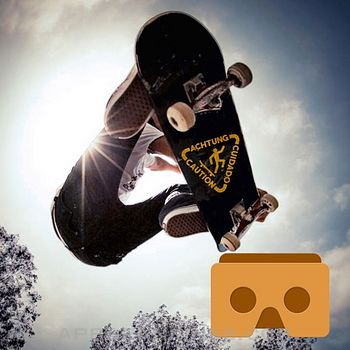 VR Skateboard - Ski with Google Cardboard app reviews and download
