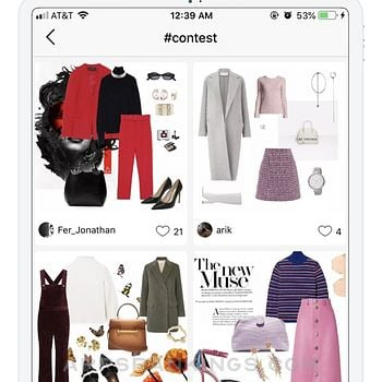 Smart Closet - Fashion Style Ipad Images