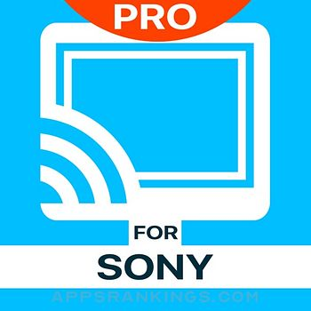 Video & TV Cast Pro for Sony app reviews and download