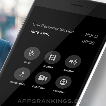 Call Recorder App. iphone images