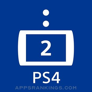 PS4 Second Screen app reviews and download