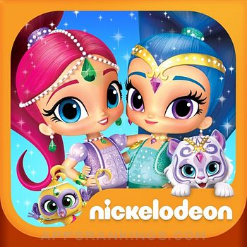 Shimmer and Shine: Genie Games app reviews and download