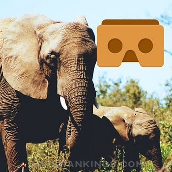 360 VR Elephant - Nature VR Apps for Kids app reviews and download