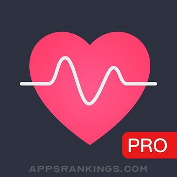 Heart Rate Pro-Health Monitor app reviews and download