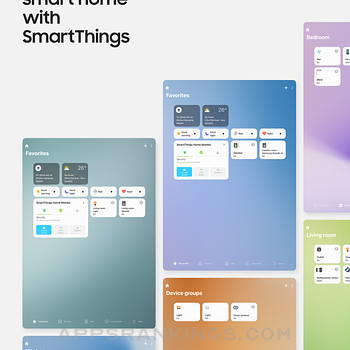 SmartThings Ipad Images