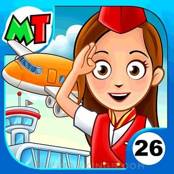 My Town : Airport app reviews and download