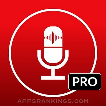 Voice Recorder & Audio Memo + app reviews and download