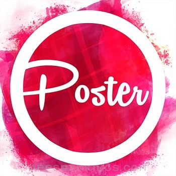 Poster Flyer Maker Icon Design app reviews and download