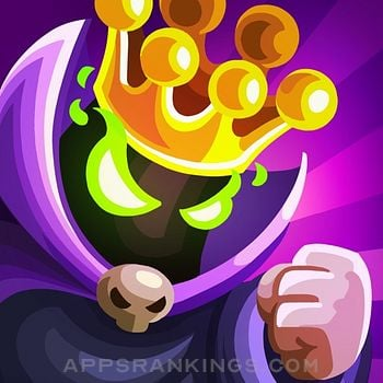 Kingdom Rush Vengeance TD app overview, reviews and download