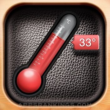 Thermometer&Temperature app app reviews and download