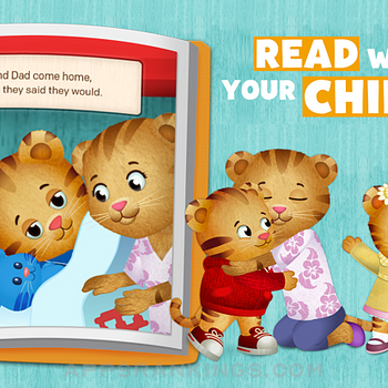 Daniel Tiger's Storybooks Ipad Images