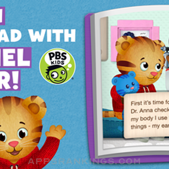 Daniel Tiger's Storybooks iphone images