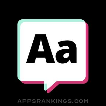 Fonts by Fontkey | Chat & IG app reviews and download