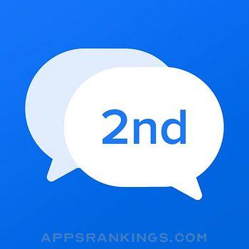 Second Texting Number app reviews and download