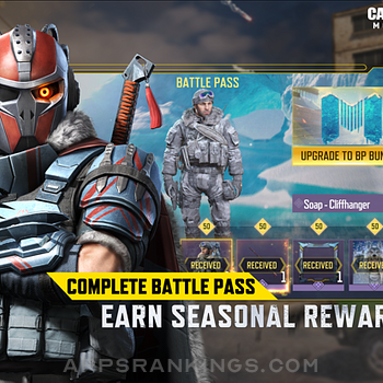 Call of Duty®: Mobile Ipad Images