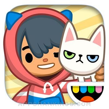 Toca Life: Pets app reviews and download