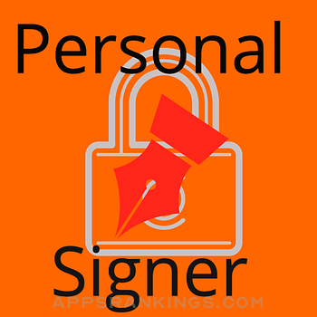 Personal Signer app reviews and download