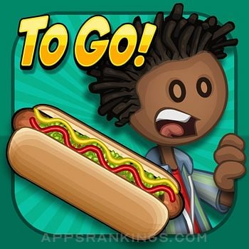 Papa's Hot Doggeria To Go! app reviews and download