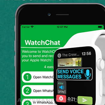 WatchChat 2: for WhatsApp iphone images