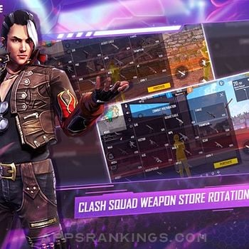 Garena Free Fire - The Cobra Ipad Images