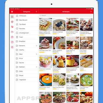 Paprika Recipe Manager 3 Ipad Images