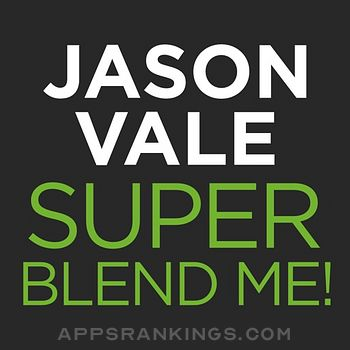 Jason Vale's Super Blend Me! app reviews and download