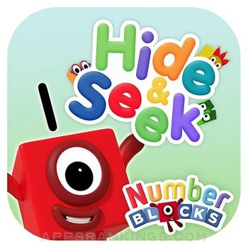 Numberblocks: Hide and Seek app reviews and download