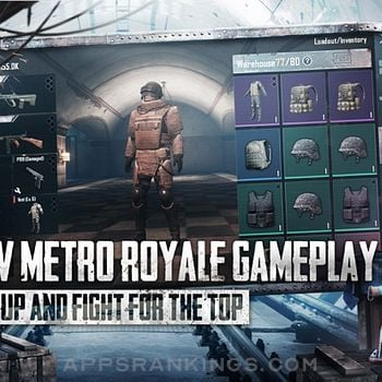 PUBG MOBILE - METRO ROYALE Ipad Images