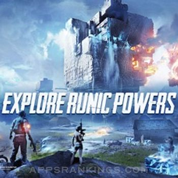 PUBG MOBILE - RUNIC POWER iphone images