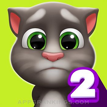 My Talking Tom 2 app reviews and download