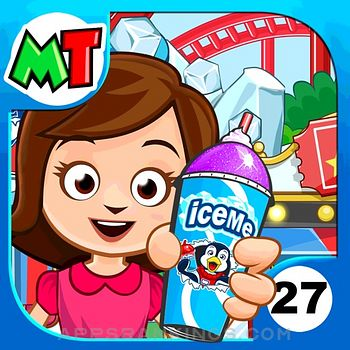 My Town : ICEME Amusement Park app reviews and download