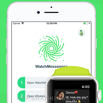 WatchMessenger: for WhatsApp iphone images