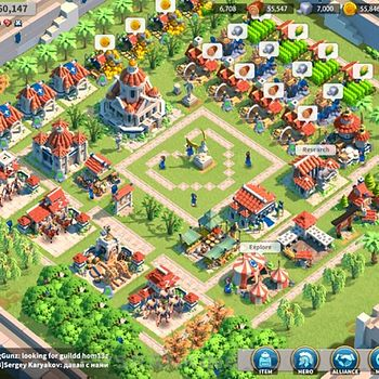 Rise of Kingdoms Ipad Images