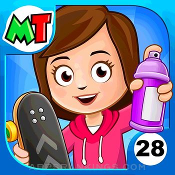My Town : Street Fun app reviews and download