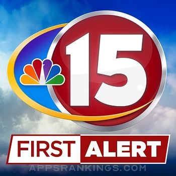 NBC15 First Alert Weather app reviews and download