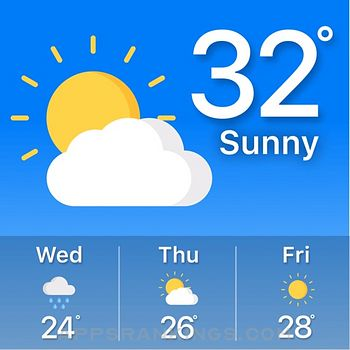 Weather : Weather forecast app reviews and download
