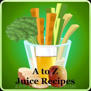 A to Z Juice Recipes Pro app reviews and download