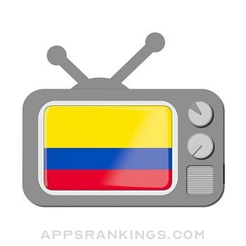 TV de Colombia - TV colombiana app reviews and download