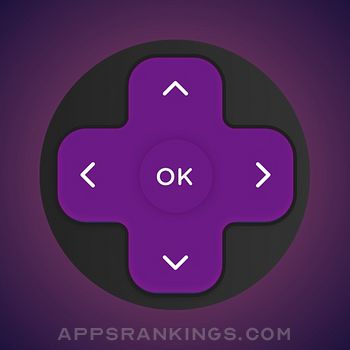 Universal remote for Roku tv app reviews and download