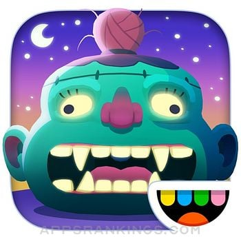 Toca Mystery House app reviews and download