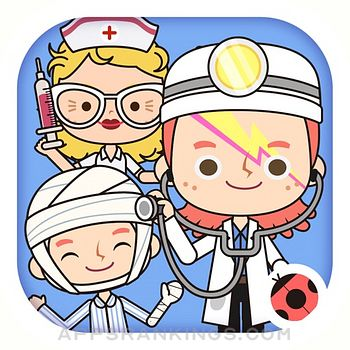Miga Town: My Hospital app reviews and download