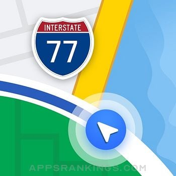 GPS Navigation & Live Traffic app reviews and download